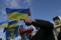 Фарион и Михальчишин предлагают сажать за пренебрежение украинским языком