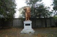 Милиция расследует снос памятника Ленину в Запорожье