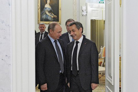 Николя Саркози начал «рубить» для Путина «окно в Европу»