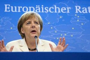 Меркель: предложение об ассоциации Украины с ЕС остается в силе