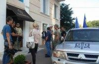 В одесской гостинице заблокировали поляков, приехавших провести акцию на Куликовом поле