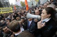 Чернобыльцам пообещали переговоры