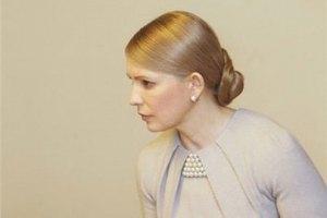 Тимошенко проголосует в колонии
