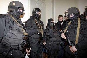 В Одессе захвачен оппозиционный телеканал
