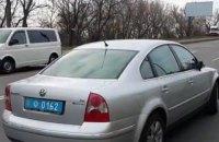 Автомобиль полиции сбил насмерть женщину на Подоле