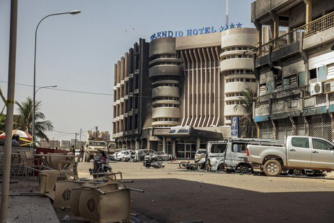 Тела погибших в Буркина-Фасо украинцев доставят в Харьков