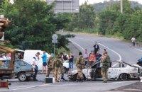 Два разыскиваемых боевика ПС из Мукачево погибли в ДТП (обновлено)