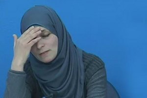 Жена похищенного палестинца судится с Януковичем