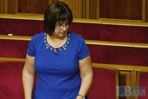 Порошенко уполномочил Яресько договориться с ЕБРР о займе