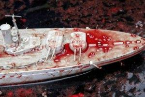 В Польше протестовали против продажи России французских кораблей