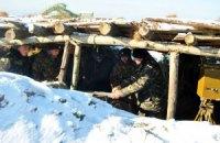 В пятницу на Донбассе получили ранения двое военных
