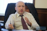 """Турчинов не хочет участия """"Правого сектора"""" в переговорах с властью"""