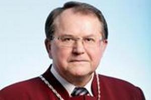 Избран председатель Конституционного суда
