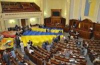 Верховной Раде доверяют 1,6% украинцев, - соцопрос