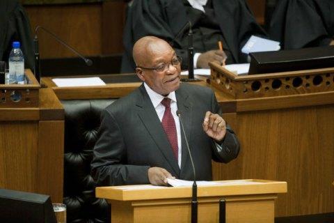 Президенту ЮАР угрожает расследование по 783 обвинениям в коррупции