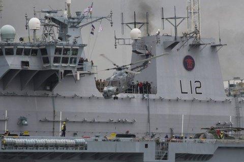 Guardian: английские ВМС располагают «ужасающе малым» количеством кораблей