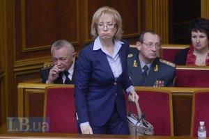 Денисова станет министром Кабинета министров