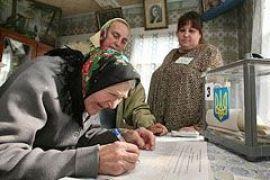 Треть украинцев уверены, что выборы не изменят ситуацию в стране