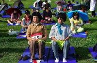 В Южной Корее прошел конкурс по ничегонеделанию