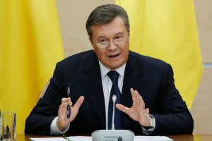 Янукович подтвердил, что просил Путина ввести войска в Украину