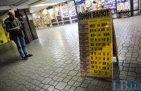НБУ пояснил рост курса доллара выходным в США и политической ситуацией в Украине