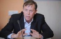 Соболев: Янукович наблюдает, как Тимошенко корчится от боли