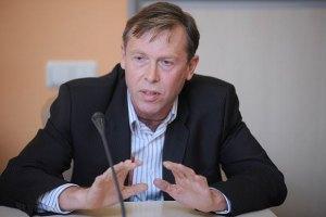 """Оппозиция консолидируется вокруг """"Батькивщины"""" и """"Фронта змин"""""""