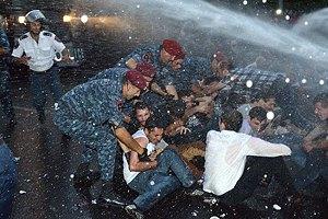 #ElectricYerevan. Что происходит в Армении