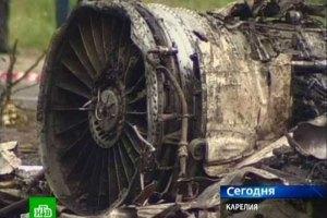Янукович выразил соболезнования Медведеву в связи с авиакатастрофой