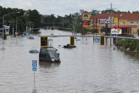 Наводнение в Луизиане: 5 погибших