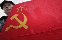 """Прокуратура не признала сожжения флагов """"свободовцами"""""""
