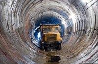 Киев заказал ТЭО на продолжение зеленой ветки метро до Виноградаря