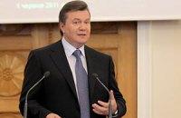 У Януковича - очередной казус: забыл название закона о доступе к информации
