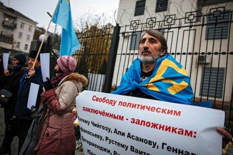 В России удерживают более 30 граждан Украины, - правозащитница