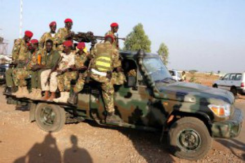 Украинские миротворцы вЮжном Судане непострадали отэскалации военного конфликта