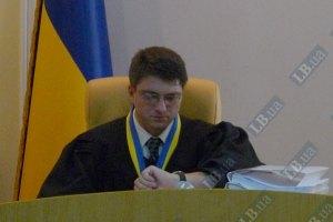 Суд  продолжил заседание по делу Тимошенко