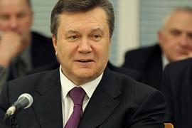 """Янукович надеется """"выжать"""" максимум из киотских денег"""