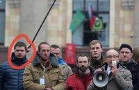 Бывший антимайдановец при поддержке ОГА организовал военные игры под Харьковом