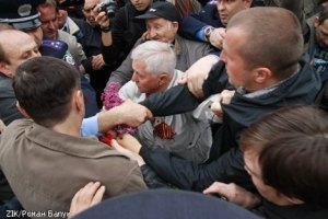 Во Львове милиция задержала члена КПУ