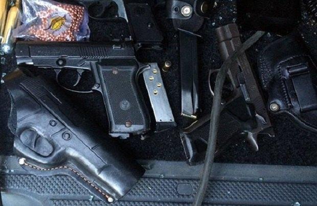 В стрельбе под Киевом погибли 5 полицейских