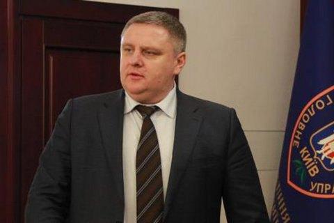 Милиция столицы Украины готова действовать вслучае попыток захвата госучреждений,— Крищенко