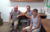 Крымские власти заподозрили задержанных украинских десантников в диверсии