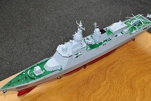Командующий ВМС призвал возобновить строительство корветов