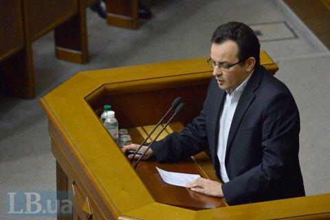 Березюк потребовал не голосовать за Яценюка и Гройсмана пакетом