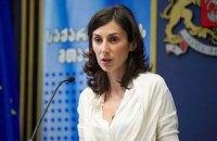 Згуладзе попросила про українське громадянство