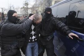 СБУ в Шевченковском суде ищет коррупцию