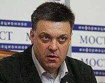 Революция в Украине начнется с Днепропетровщины, - Тягнибок