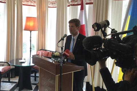 Украина открыла почетное консульство в Зальцбурге