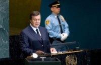 ПР: Янукович не будет обсуждать тему Тимошенко в США
