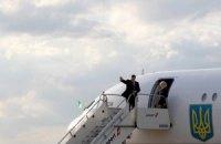 Янукович завершил в Москве переговоры с Путиным и отправился домой